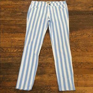 Piko 1988 vertical stripe pants